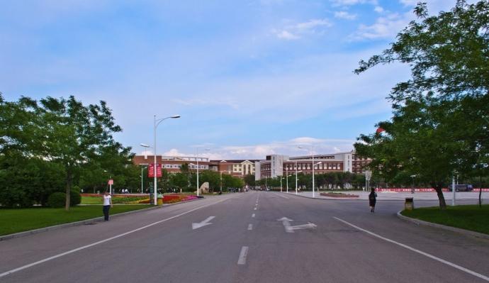 郑州大学市政路