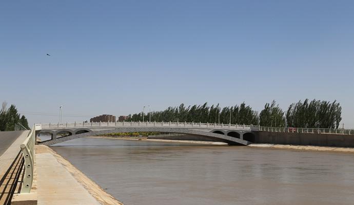 巴彦淖尔市城区河套文化旅游工程沿线桥梁